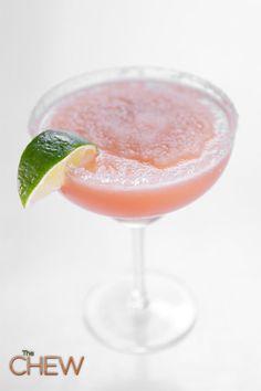 Clinton Kelly's Blackberry Margarita #TheChew