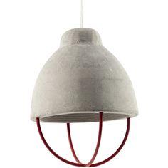 Serax Hanglamp rood Ø 18 cm
