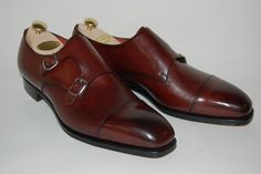 Edward Green Westminster 888 Double Monk Strap  http://www.theshoesnobblog.com/