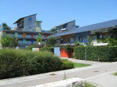 Living Design - Schlierberg, bairro alemão que produz mais energia renovável do que consome