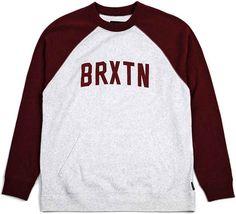 Brixton Hamilton Crew Fleece