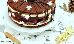 Christmas Cookie Club: 18. Türchen - Glühweintorte von Sandras Tortenträumereien
