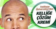 Yeditepe Üniversitesi'nden kelliğe çözüm kremi
