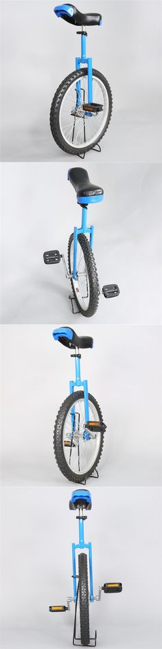 Other Cycling 2904: 20 Unicycle W Stand One Wheel Bike Uni-Bicycle Cycling Exercise -> BUY IT NOW ONLY: $45 on eBay!