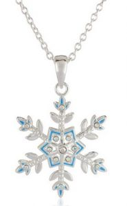 Gorgeous Silver-Plated Disney Frozen Jewelry $25 or Less