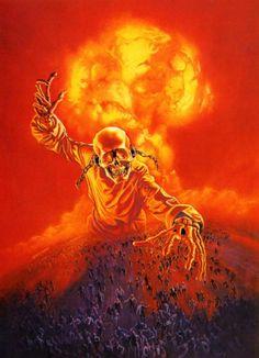 Megadeth's Vic Rattlehead