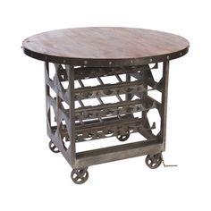 Sonoma Cellar Table