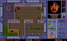 Target Games Limited developed the DOS science fiction strategy game Laser Squad in 1992.