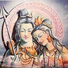 Jai ShivaShakti ~ Jai ShankarParvati