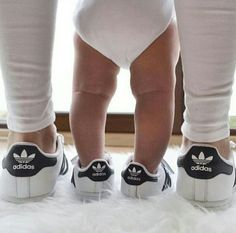 Matching Adidas shoes in the future.