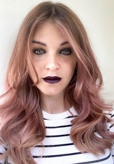 We love Color Refresh - Maria Nila Maria Nila Colour Refresh, Different Colors, Hairstyles, Long Hair Styles, Beauty, Fashion, Pastel Hair, Hair Colors, Haircuts
