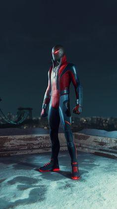 Spiderman Suits, Spiderman Costume, Spiderman Movie, Amazing Spiderman, Marvel Art, Marvel Heroes, Marvel Comics, Marvel Universe Characters, Superhero Characters