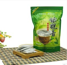 250g TieGuanyin tea bag top grade fragrance Tie Guan Yin tea Chinese Oolong tea pure material traditional green food burn fat