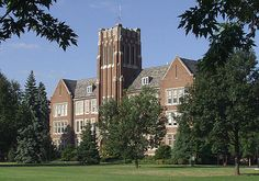 Nazareth College of Rochester in Pittsford, NY.  This school is my home away from home and I love it.