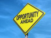Opportunity Sign - Looking for ideas for a #smallbiz?