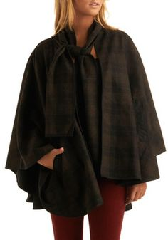 I just bought this!  $40!  I know!  I totally needed a cape!