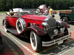 Packard Eight 840 roadster-1931