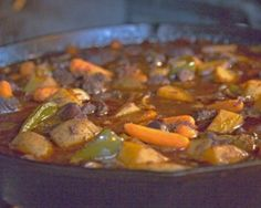 "Most nations have their own version of Stew or Broth. It seems to have been a staple of diet for as long back as you care to go, and Wales is no different. The Welsh word for Broth is ""Cawl"" (pronounced like ""Cow"" with an L on the end).  Cawl was the dish most likely to be served down on the farm during the winter months in Wales. This recipe became more or less the standard Cawl recipe as used across much of Wales in the early 20th Century."