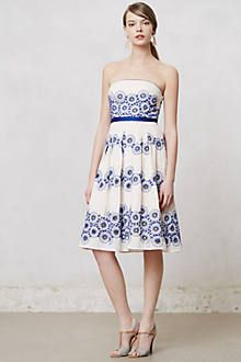 forget me not anthropologie dress - Google Search