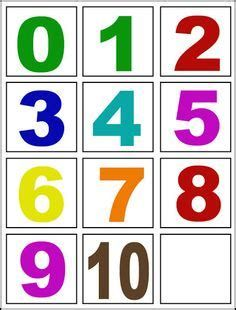 Numbers Preschool, Math Numbers, Learning Numbers, Preschool Printables, Preschool Classroom, Preschool Worksheets, Toddler Learning Activities, Preschool Activities, Kids Learning