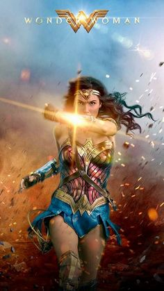 ▪️Wonder Woman is a fictional superhero appearing in American comic books published by DC Comics. The character is a… Wonder Woman Art, Wonder Woman Kunst, Gal Gadot Wonder Woman, Wonder Woman Movie, Wonder Women, Marvel Dc, Wonderwoman Shirt, Super Heroine, Films Cinema
