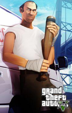Who This ? Grand Theft Auto Series, Gta Online, Gta 5, Lol