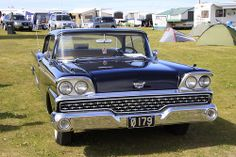 FORD Ford Galaxie, Antique Cars, Vehicles, Vintage Cars, Car, Vehicle, Tools