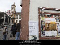 Espetáculo Antes do Silêncio - 11/07/2013 Teatro Municipal Casa da Ópera Ouro Preto, MG