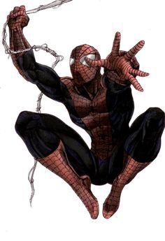 Spider-Man - artist? *