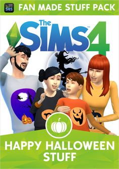Halloween stuff recolors at Renato95 • Sims 4 Updates