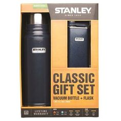 Classic VacBottle 1.1qt FlaskGiftSet Navy - GhillieSuitShop -- You can find more details by visiting the image link.