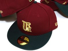 Logo 59Fifty Fitted Cap by TRUE CLOTHING x NEW ERA
