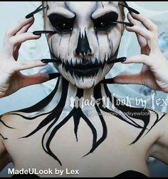 Awesomely creepy