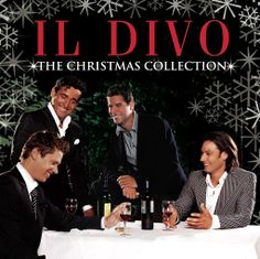 ▶ IL DIVO THE CHRISTMAS COLLECTION CD - YouTube