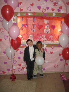 valentine's day dance decoration