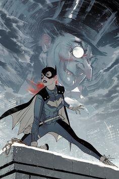 Batgirl #19 Variant - Joshua Middleton