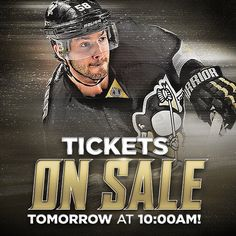 Only one more sleep until #Pens tickets go on sale!