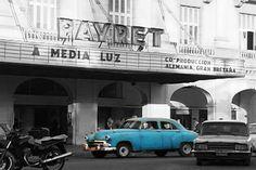 habana, teatro, cine el Payret