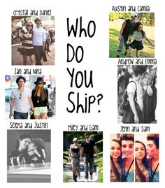 """Who Do You Ship?"" by shay-1d ❤ liked on Polyvore featuring art"