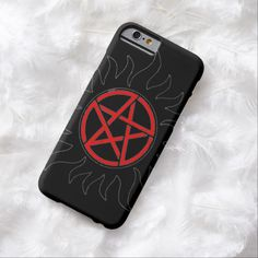 Protection Against Possession Symbol iPhone 6 Case by Wraithe Designs.