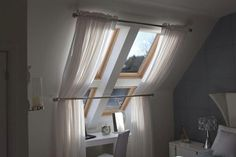 velux window dressing ideas - Google Search