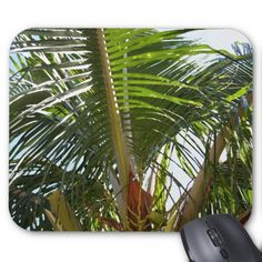 Palm Frond Mousepad