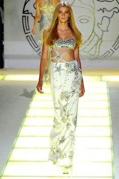 Versace Spring Summer 2012 @ /realluckydiva