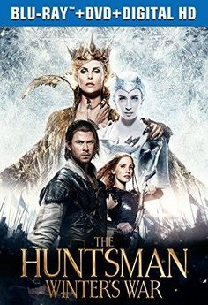 The Huntsman: Winter's War - Extended Edition (Blu-ray  DVD  Digital HD)
