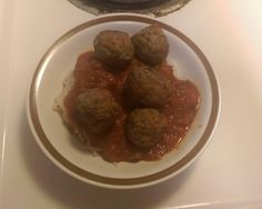Spaghetti and meatballs with #NasoyaPastaZero from @Influenster and @Nasoya! #contest