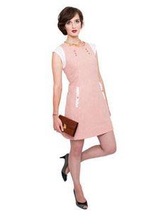 Fabric Godmother - Victory Pattern Chloe Dress (Intermediate), £15.00 (http://www.fabricgodmother.co.uk/victory-pattern-chloe-dress-intermediate/)