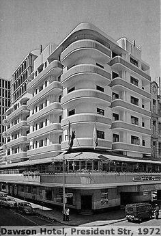 A MEMORY OF DAWSON'S HOTEL, JOHANNESBURG (1963)
