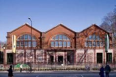 V&A Museum of Childhood [restaurering + tillägg, Caruso St John, 2006]