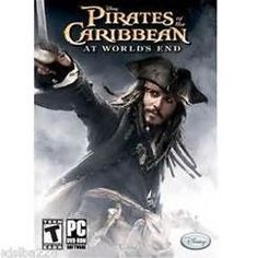 Disney's Pirates of the Caribbean At World's End - PC DVD-ROM Software