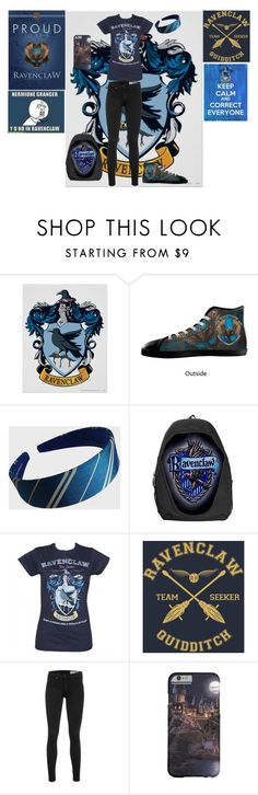 """If I Went To Hogwarts"" by phoenix1053 ❤ liked on Polyvore featuring rag & bone"